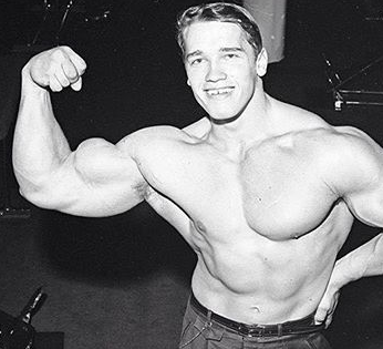 big arms arnold